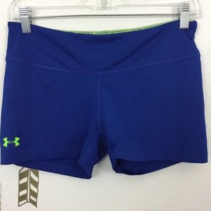 UNDER ARMOUR STRETCH WORKOUT SHORTS